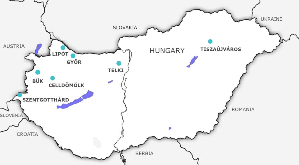 Fußball-Trainingslager-Mappe-Ungarn