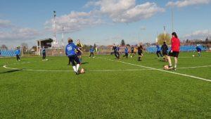 foci edzőtábor